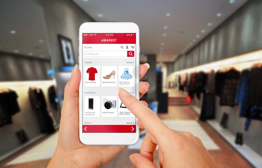 Merchandising produktów w sklepie internetowym